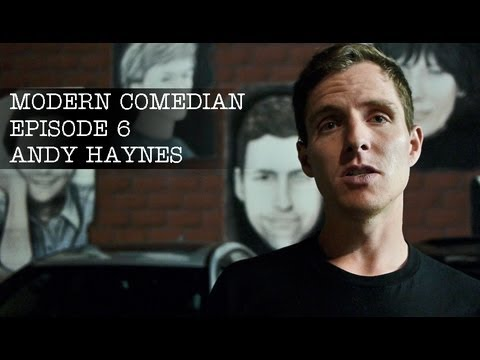 """Modern Comedian - Episode 06 - Andy Haynes """"Prepping For Conan"""""""
