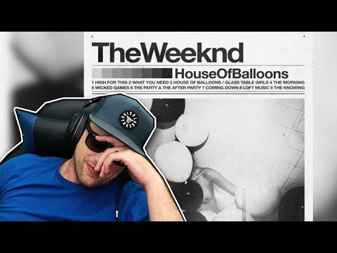 My First Time Hearing... The Weeknd - House Of Balloons (Trilogy pt1)