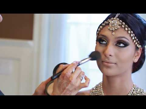 Video Indian BRIDAL / Bollywood/ South Asian Makeup (START to FINISH) download in MP3, 3GP, MP4, WEBM, AVI, FLV January 2017