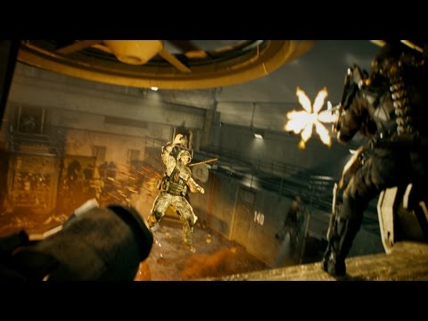 Official Call of Duty�: Advanced Warfare - Exo Zombies Trailer
