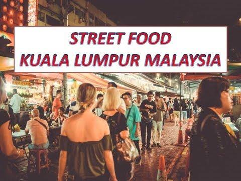 Malaysian Street Food in Kuala Lumpur, Malaysia | HUGE Chinese, Indian and Malay Food JOURNEY!