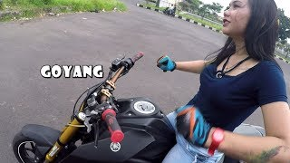 Video NGAJARIN PAKE MOTOR KOPLING ... MP3, 3GP, MP4, WEBM, AVI, FLV Januari 2019