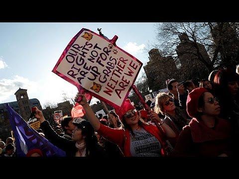 Διαδηλώσεις και απεργίες για την Ημέρα της Γυναίκας