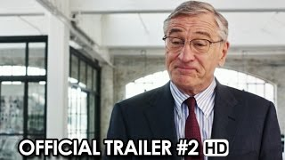 Nonton The Intern ft. Robert De Niro, Anne Hathaway - Official Trailer #2 (2015) HD Film Subtitle Indonesia Streaming Movie Download