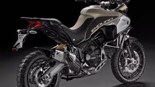 9. New  Ducati Multistrada First Ride ll The Suspension Reacts Instantly Review