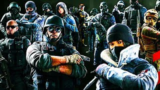 RAINBOW SIX SIEGE Road to Six Invitational Trailer 2020 PS4 / Xbox One by Game News