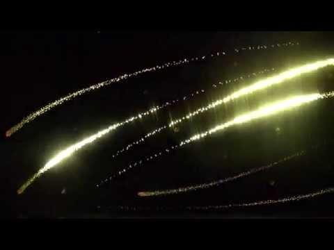 Zestaw Meteory, nowe projekty oświetleniowe, wyjątkowe oświetlenie