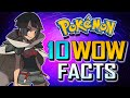 10 Sexy Pokemon Facts You DIDN'T Know ;) | Pokemon FEET #26