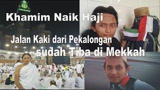 Video Khamim Naik Haji Jalan Kaki dari Pekalongan sudah Tiba di Mekkah MP3, 3GP, MP4, WEBM, AVI, FLV November 2017