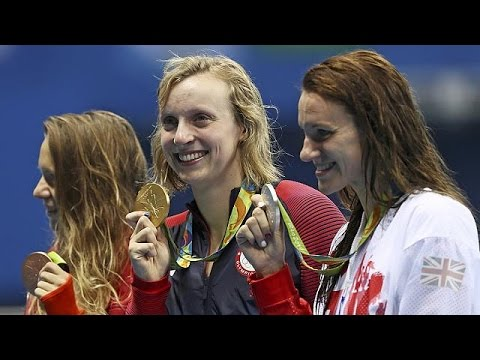 Ρίο 2016: Τέταρτο χρυσό με παγκόσμιο ρεκόρ για την Κέιτι Λεντέκι
