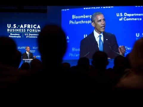 President Obama Convenes Historic White House Summit with African leaders
