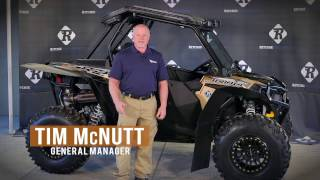 2. 2017 Polaris RZR XP 1000 - LE Gold Edition - Custom
