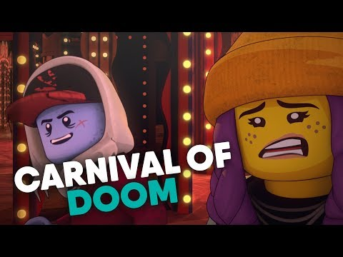 Carnival of Doom – LEGO Hidden Side Episode 11