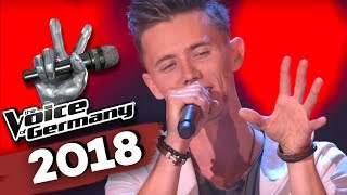 Video Bon Jovi - Bed Of Roses (Matthias Nebel) | The Voice of Germany 2018 | Blind Audition MP3, 3GP, MP4, WEBM, AVI, FLV Mei 2019
