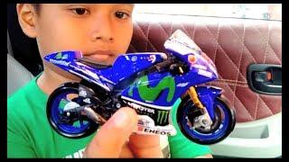 Beli & Unboxing Mainan Moto GP