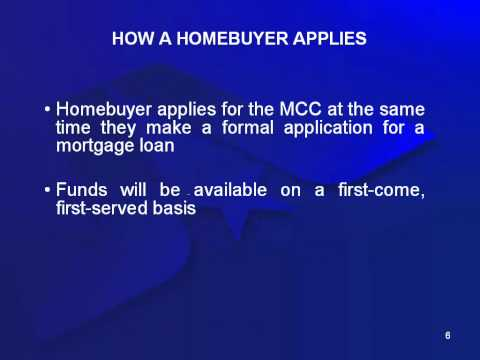 City of Arlington Homebuyer Tax Credit Program