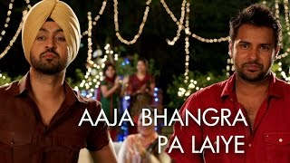 "Check out the full song 'Aaja Bhangra Pa Laiye' - A punjabi dance number from ""Saadi Love Story"" featuring Surveen Chawla, ..."