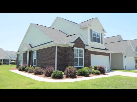 Myrtle Beach Real Estate - Two Story Semi Detached Home