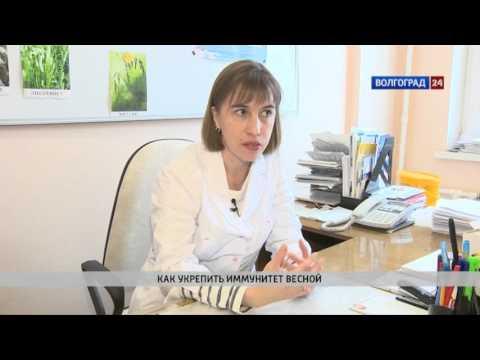 Анна Панина, главный внештатный специалист аллерголог-иммунолог комитета здравоохранения Волгоградской области