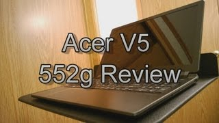 Acer V5 552g (AMD Richland Crossfire) Review - Theje's Notebook Reviews