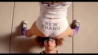 (Official Video) Redfoo - New Thang , new thang, redfoo