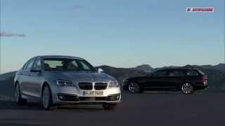 BMW actualizeaza aspectul modelelor Seria 5