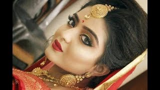 Video Airbrush Makeup || Indian Wedding Makeup and Hair Tutorial MP3, 3GP, MP4, WEBM, AVI, FLV Mei 2019