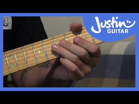 Technique: Bending Strings (Guitar Lesson IM-144) How to play IF Stage 4