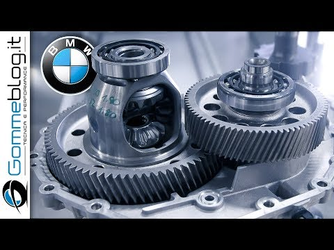 2020 BMW Electric Motor Engine - PRODUCTION