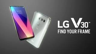 Introducing the All-New LG V30