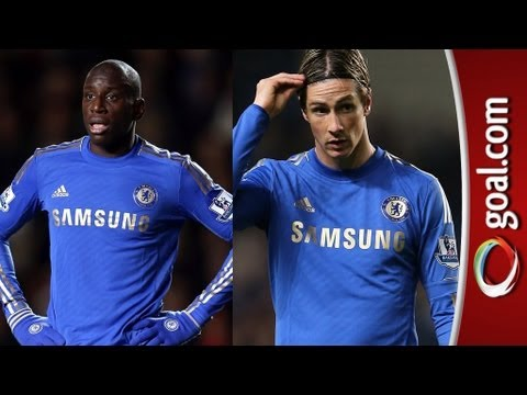 Ba and Torres must FIGHT for Chelsea supremacy - Benitez (видео)