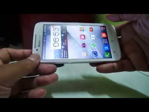 Lenovo A388t Hands on