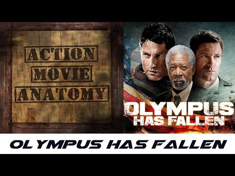 Olympus Has Fallen (2013) Review | Action Movie Anatomy