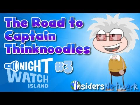 Poptropica road to quot captain thinknoodles quot night watch island part 3