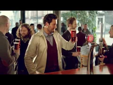 McEwan's Red to launch ad campaign from The Union during Champions League Final video