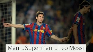 Please Subscribe, drop a like and Share! Thank You for the Support!Excellence on one hand, frustration on the other. Messi shows Ibrahimovic exactly how its done on a night where Ibra simply cant finish chances given on a plate. Messi bags himself a Hat-trick and also gifts Ibra a penalty that he got himself. Ibrahimovic cant hide his frustration after Messi scores his 3rd and Pedro comes up to console him. Instagram - @lionelmessihubTwitter - @LM_Hub