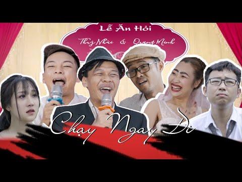 Phim ca nhạc CHẠY NGAY ĐI - TRUNG RUỒI, MINH TÍT, THƯƠNG CIN - MV PARODY - Thời lượng: 9 phút, 58 giây.