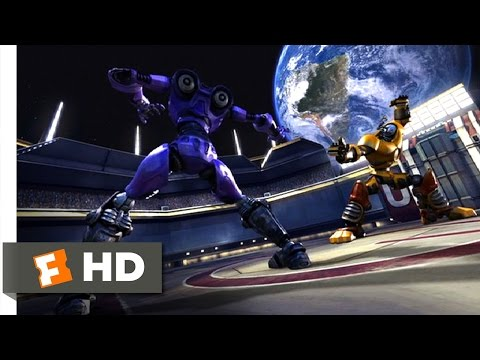 Spy Kids 3-D: Game Over (4/11) Movie CLIP - Battle in the Arena (2003) HD
