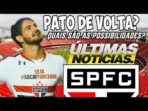 PATO DE VOLTA?-Notícias São Paulo FC (видео)