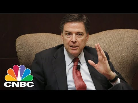 James Comey: President Donald Trump Morally Unfit To Be President | CNBC