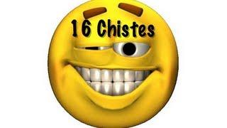 16 Chistes Graciosos