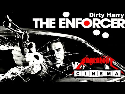 Rageaholic Cinema: THE ENFORCER