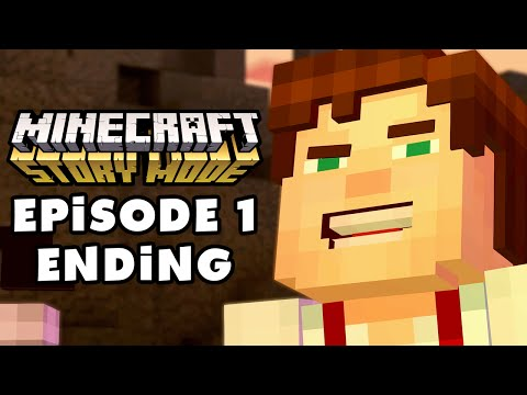 Minecraft: Story Mode - Episode 1: The Order of the Stone - Gameplay Walkthrough Part 4 (PC)