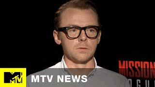 Simon Pegg, star of 'Mission: Impossible - Rogue Nation' and 'Star Wars: Episode VII - The Force Awakens,' ranks the first six ...