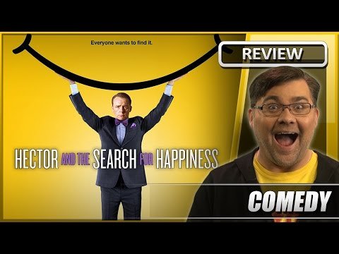 Hector And The Search For Happiness - Movie Review (2014)