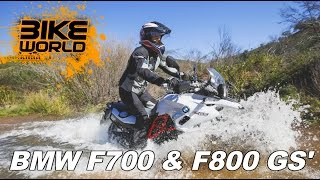 10. BMW F700 & F800 GS Launch Report