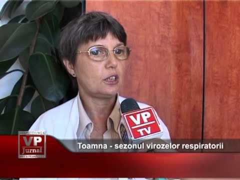 Toamna – sezonul virozelor respiratorii