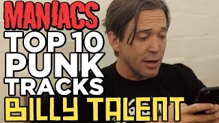 We got Ben and Jon from Billy Talent to sit down and discuss their favourite punk tracks!Which of these would make it into your list? Listen to Billy Talent's latest album 'Afraid Of Heights' now https://MANIACS.lnk.to/BillyTalentAfraidOfHeightsLY