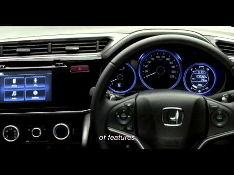 Honda Commercial for Honda Ballade (2014) (Television Commercial)