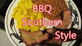 Smoked beef shot ribs and Baby Back pork ribs by Louisiana Cajun Recipes
